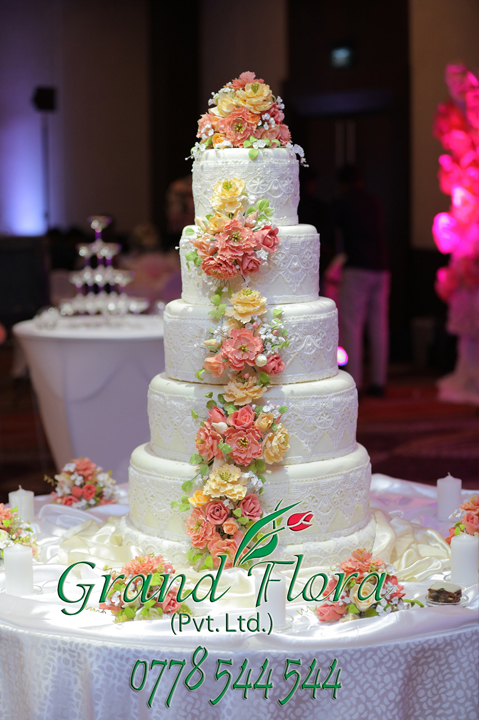 Cake Structures Grand Flora Pvt Ltd